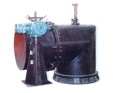 电动配水阀
